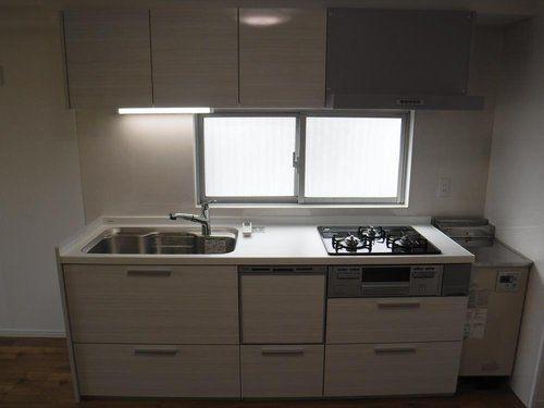 ハイネス清水谷キッチン