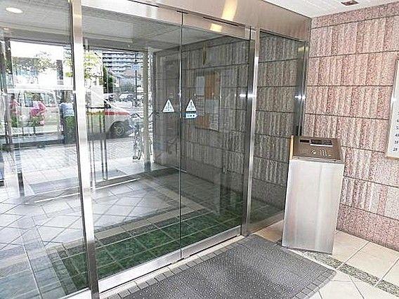 セレッソコート北梅田オートロック