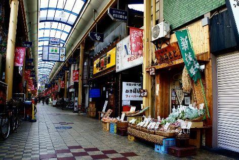 シャトー東梅田商店街