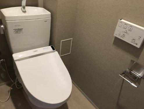 ジオ福島野田TheMarksトイレ