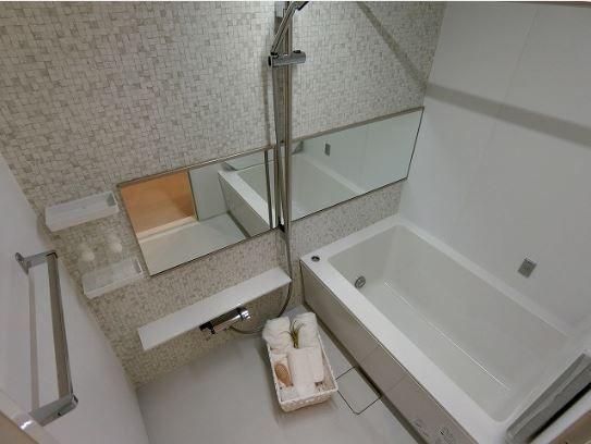高倉第二コーポお風呂