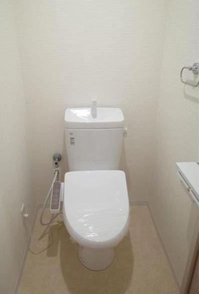 グランドメゾン船場トイレ