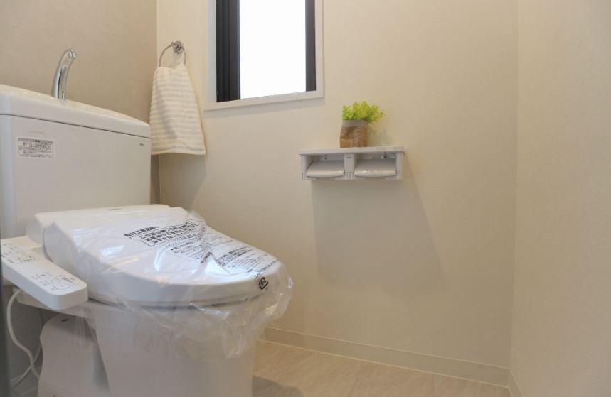 ライオンズマンション上町台トイレ