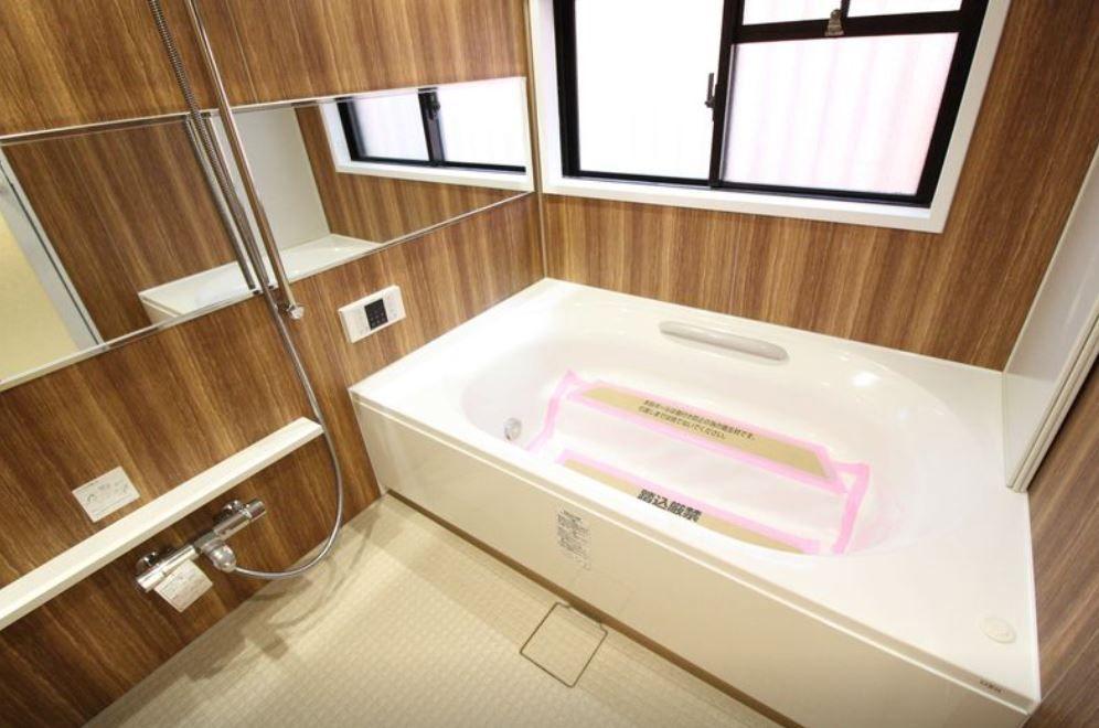 ハイマート上本町お風呂