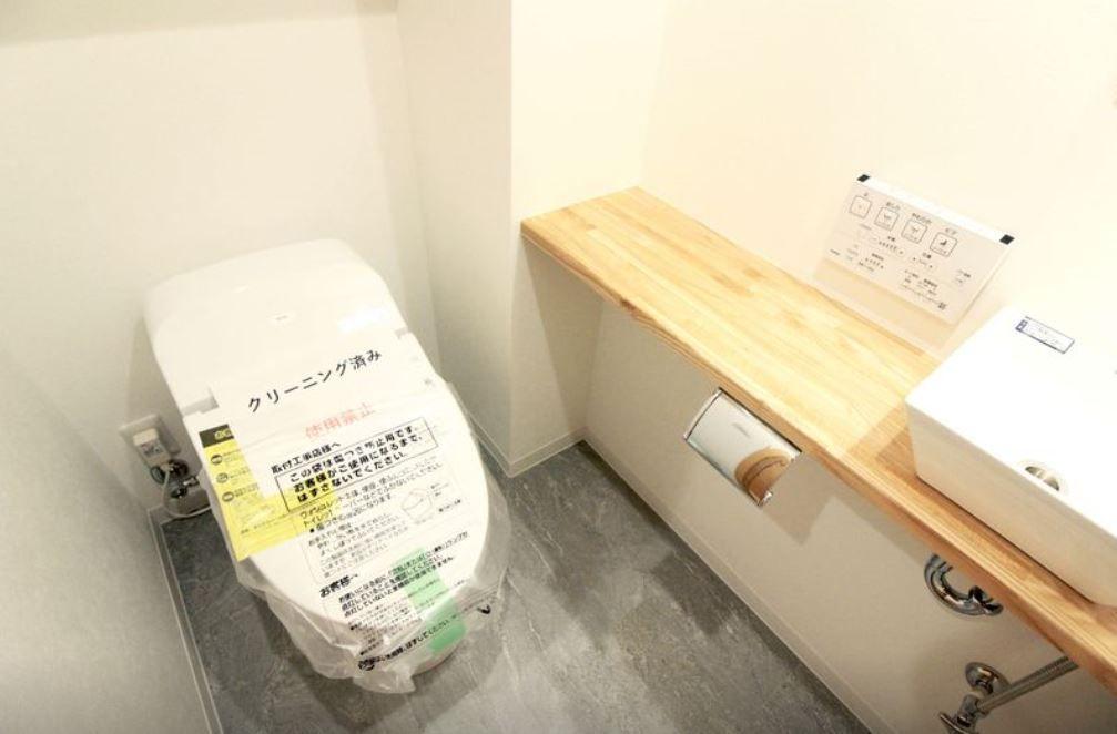 ハイマート上本町トイレ