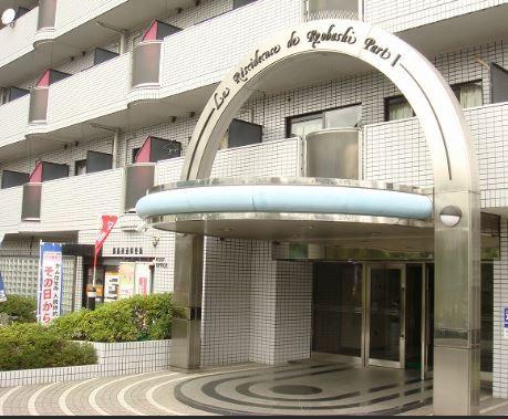 玄関ラ・レジダンス・ド・京橋
