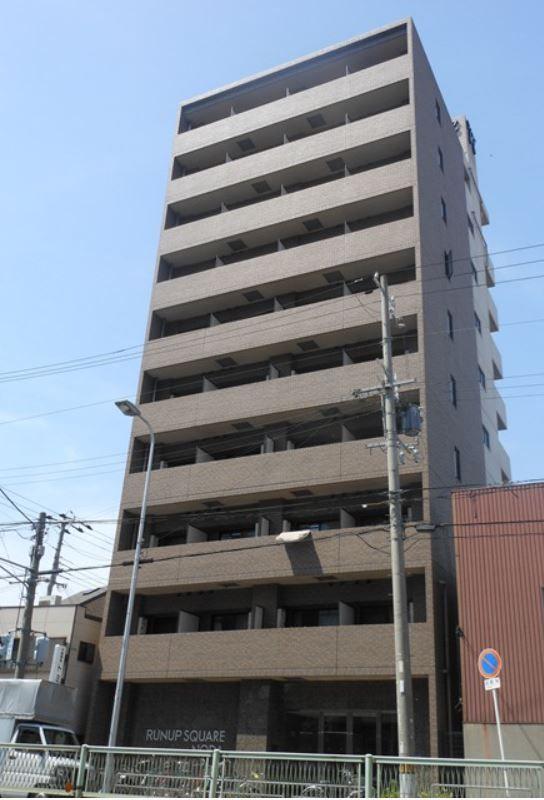 ラナップスクエア野田外観