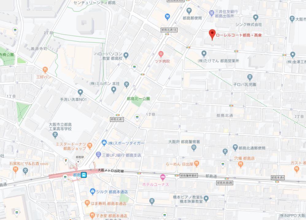 ローレルコート都島高倉
