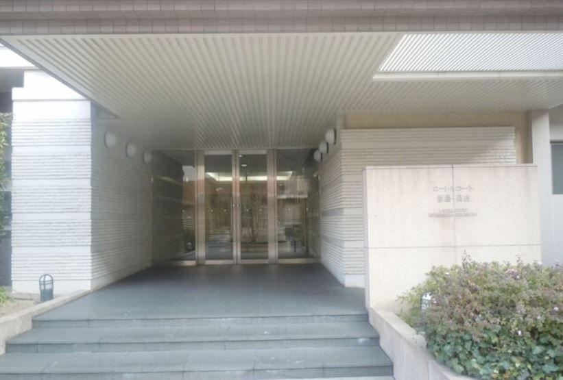 ローレルコート都島玄関