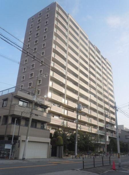 ローレルコート都島・高倉外観