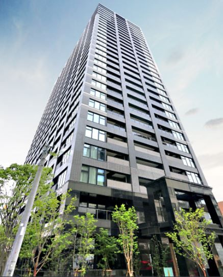 プレサンスレジェンド堺筋本町タワー5500外観