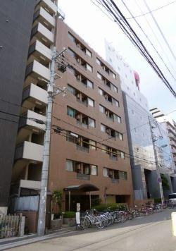 朝日プラザ長堀パサージュ外観0