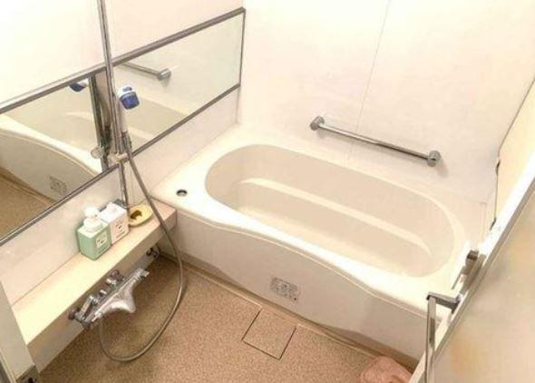 The Kitahamaお風呂