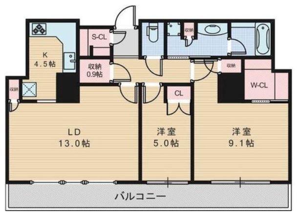 The Kitahama図面